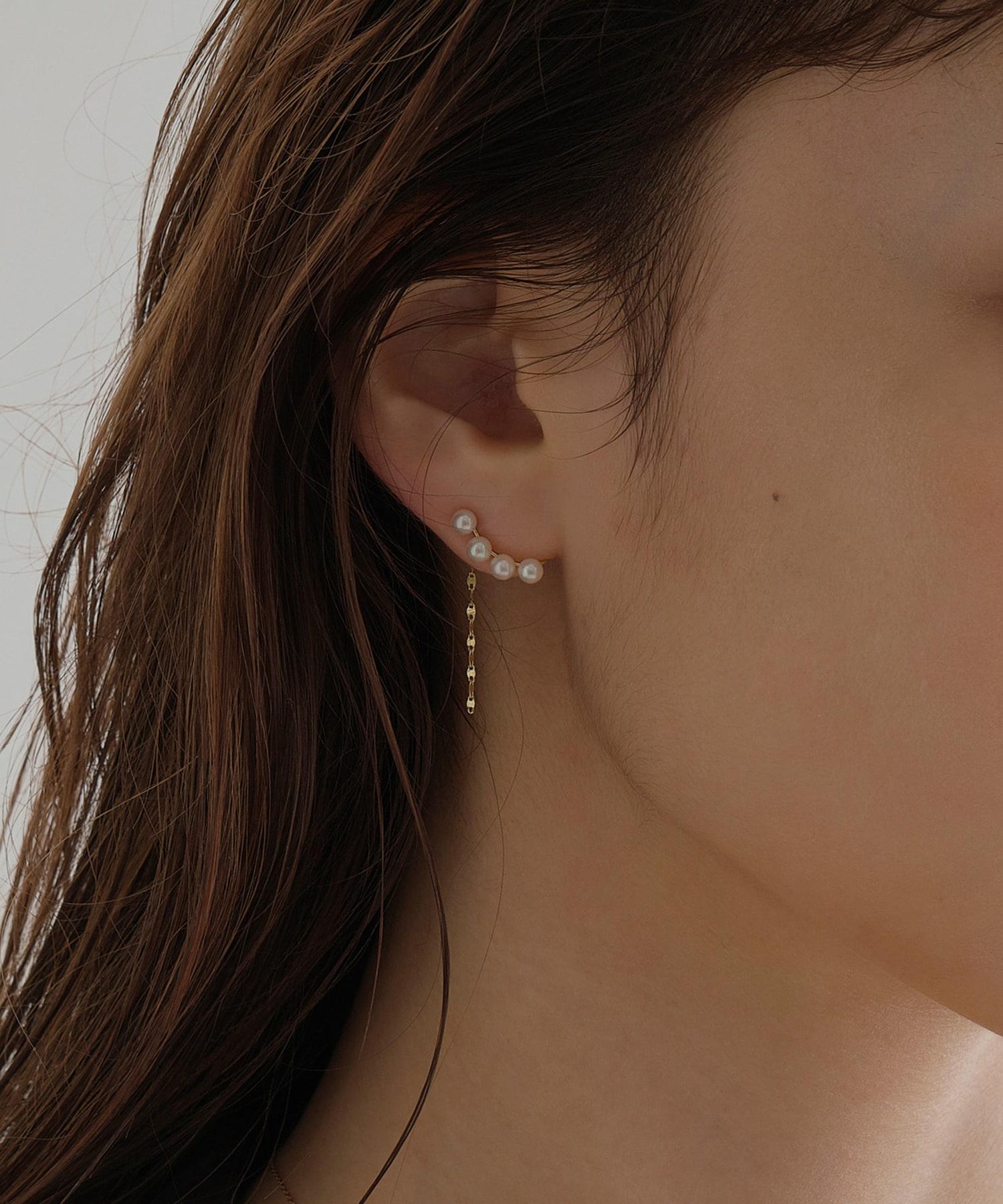 【予約】quatre perleイヤリング