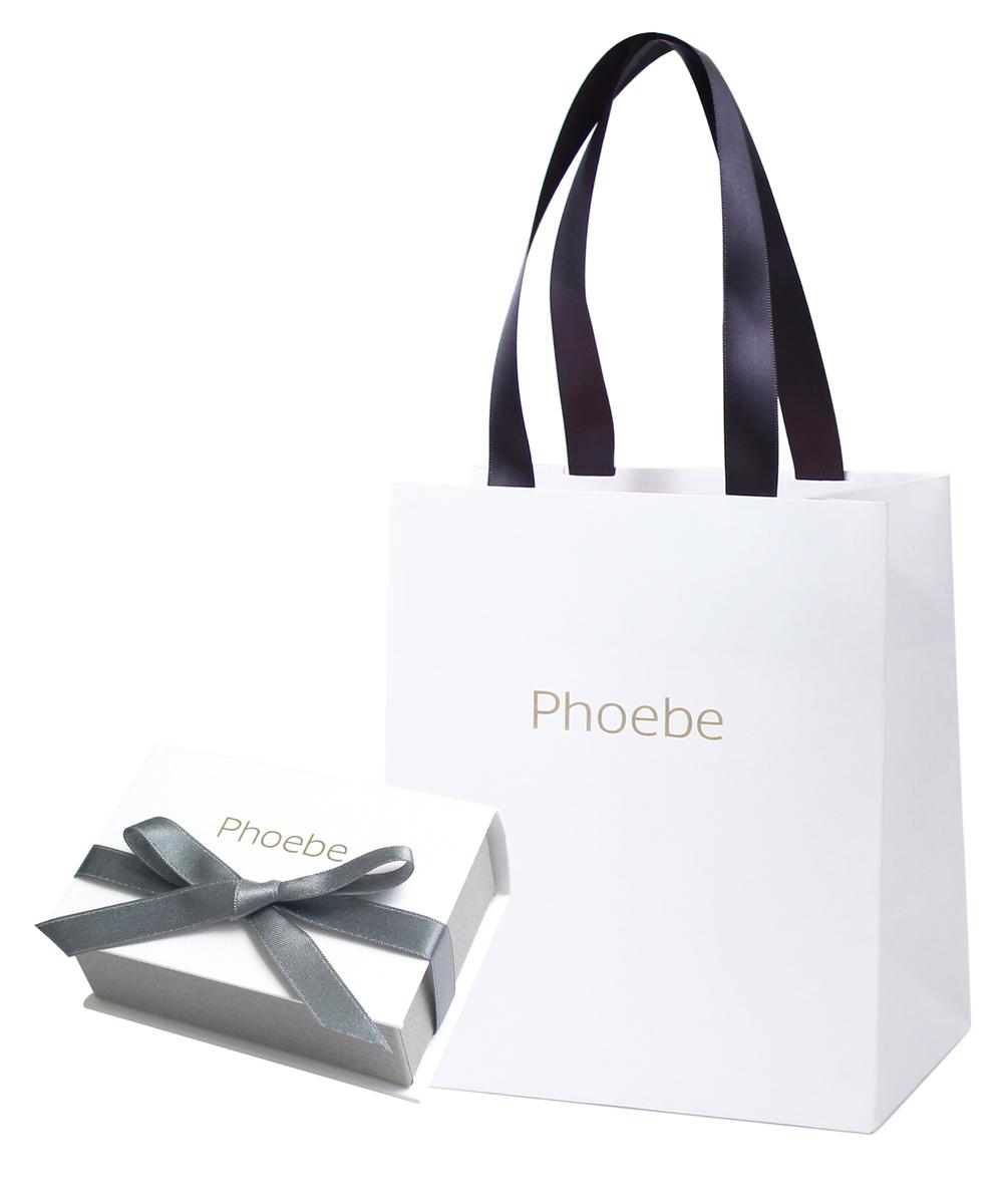 【Phoebe】ギフトパッケージ(ショッパー&ジュエリーボックス)