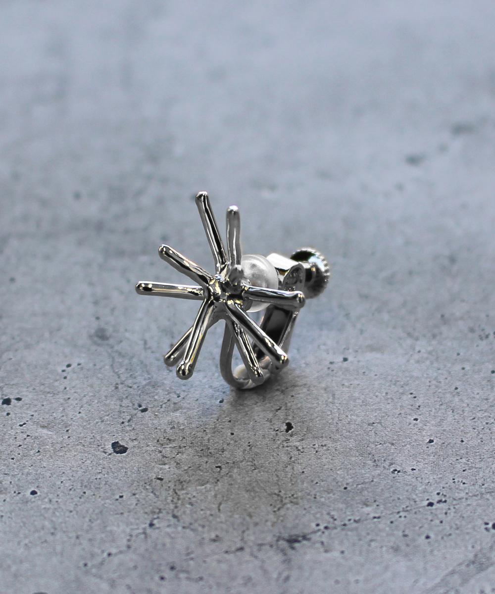 【予約】【片耳】spark Sイヤリング SV