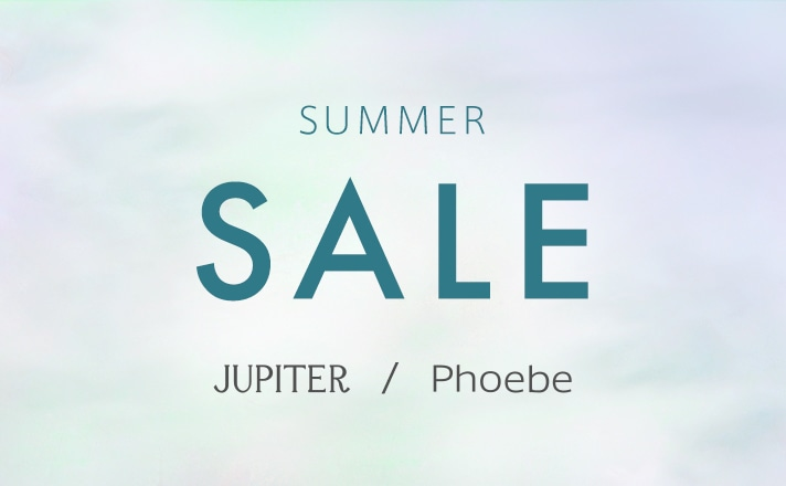 SUMMER SALE -JUPITER / Phoebe-